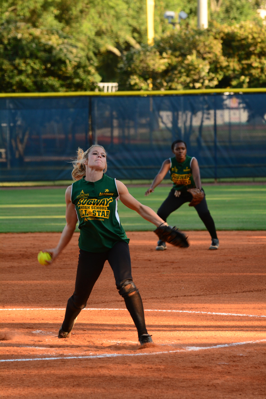 Subway High School All Star Baseball Softball To Take